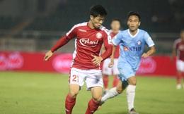Công Phượng được bảo vệ sau trận đấu đầy khó khăn trước Đà Nẵng