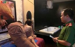 Nhiều chủ cơ sở massage ở Đắk Lắk chứa chấp mại dâm