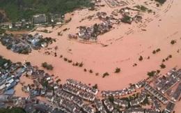 Miền Nam Trung Quốc mưa lớn, sau đó sẽ đến Việt Nam?
