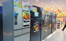 Tủ lạnh dung tích lớn, tiết kiệm điện, giảm giá còn hơn 9 triệu đồng trong ngày nắng nóng