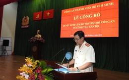 Đại tá Lê Hồng Nam, tân Giám đốc Công an TP.HCM chính thức ra mắt