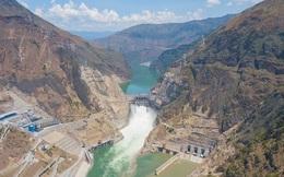 """Trung Quốc vận hành nhà máy thủy điện """"khủng"""" hơn cả Tam Hiệp"""