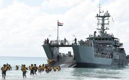 Tiếp sau đụng độ biên giới, Trung Quốc và Ấn Độ sẽ đối đầu trên biển?