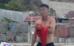 Vụ cô gái tố bị sàm sỡ ở đảo Bình Ba: Nam thanh niên phủ nhận, nhưng vẫn đồng ý nộp phạt 200 ngàn