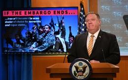 Nga: Mỹ muốn chèn gối lên cổ Iran