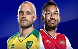 Nhận định Arsenal vs Norwich: Vòng 32 Premier League 2019/2020