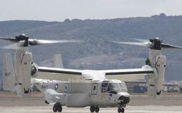 """Máy bay CMV-22B Osprey - """"Đại bàng biển"""" thần tốc của Hải quân Mỹ"""