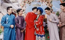 """Bộ ảnh cưới cực độc đáo của cặp đôi Cao Bằng nhận """"bão like"""" chỉ sau 2 giờ đăng tải, chiêm ngưỡng từng tiểu tiết nhỏ mới thấy """"quá chất"""""""