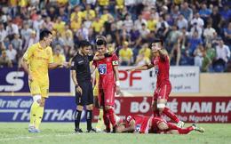 VFF hứa chấn chỉnh công tác trọng tài V-League