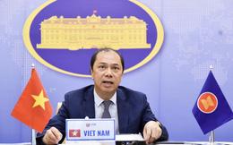 Trung Quốc đề xuất nâng cấp quan hệ với ASEAN lên Đối tác chiến lược toàn diện