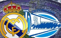 Real Madrid - Alaves: Vắng Ramos liệu có niềm vui?