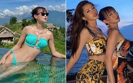 Bạn thân 11 năm của Chi Pu nổi tiếng, nóng bỏng cỡ nào?