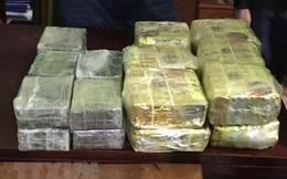 Bắt giữ đối tượng vận chuyển 41 bánh heroin