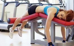Tập gym mùa nắng nóng: Coi chừng nhập viện