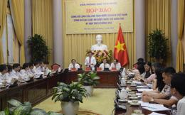 Công bố Lệnh của Chủ tịch nước đối với 10 Luật