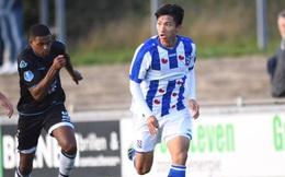 [NÓNG] Không đạt được thỏa thuận gia hạn hợp đồng, Văn Hậu chính thức chia tay Heerenveen