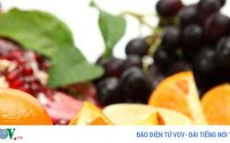 Những loại trái cây giúp ngăn ngừa ung thư hiệu quả