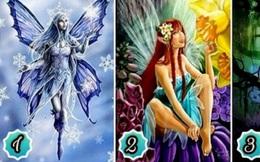 Chọn thiên thần nào thì chứng tỏ bạn là nhà lãnh đạo 'không gì ngăn cản nổi'?