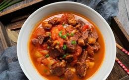 Bí quyết nấu món thịt bò thơm, mềm,ngon, ngọt ai ăn một lần cả đời vương vấn