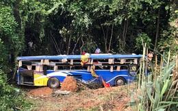 Vụ lật xe khách khiến 5 người tử vong: Phụ xe dương tính với ma túy, xe chạy sai tuyến