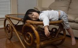 Tư thế ngủ cũng tiết lộ phần nào tính cách con trẻ, cùng xem con bạn ngủ theo kiểu nào nhé!