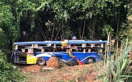 Vụ xe khách lao xuống vực sâu 30 mét ở Kon Tum: Nạn nhân thứ 6 tử vong