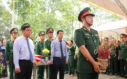 Kỷ niệm ngày giỗ Sư đoàn 356: Khắc sâu nghĩa tình đồng đội