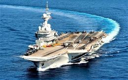 """Pháp đang """"thai nghén"""" tàu sân bay thế hệ mới - PANG"""