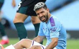 Man City làm điều bất ngờ khi Aguero dính chấn thương nặng