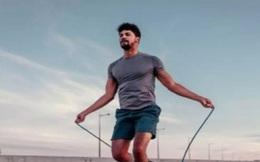 8 tác dụng của việc nhảy dây hàng ngày đối với sức khỏe