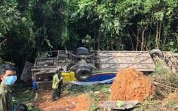 Vụ xe khách lao xuống vực ở Kon Tum: 17 nạn nhân xuất viện