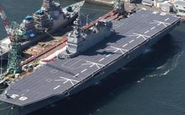 Báo TQ lo ngại khi Nhật Bản trang bị tiêm kích F-35 cho tàu sân bay