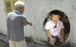 """Bố bé trai lớp 1 bị hành hung: """"Không ngờ vì chuyện chiếc mũ mà con bị đánh"""""""