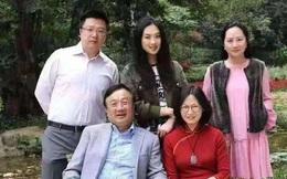 """Ẩn số """"đau não"""" từ gia đình ông trùm Huawei: Các con thay nhau đổi họ, đến cuối cùng hai con gái đều không mang họ bố"""