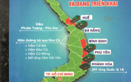 Thẻ thu phí cao tốc Bắc Giang - Lạng Sơn có mô tả hình ảnh hai quần đảo Hoàng Sa và Trường Sa