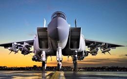"""""""Đại bàng thép"""" F-15EX của Mỹ đáng sợ hơn khi có tên lửa siêu thanh"""