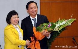 Trước cựu Thứ trưởng Bộ Công thương Hồ Thị Kim Thoa những quan chức nào đã bỏ trốn khi bị khởi tố?