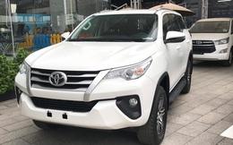Toyota Fortuner giảm giá cao nhất hơn 100 triệu đồng tại đại lý, bản mới rục rịch ra mắt trong năm nay