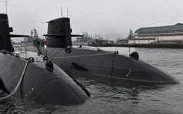 """Nhật Bản đẩy mạnh phát triển tàu ngầm để """"xua đuổi"""" tàu chiến Trung Quốc"""