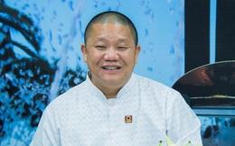 Chân dung Chủ tịch Hoa Sen Lê Phước Vũ - người vừa Quy y Tam bảo