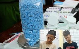 """Phát hiện số ma túy """"khủng"""" giấu trong hộp thuốc tân dược"""