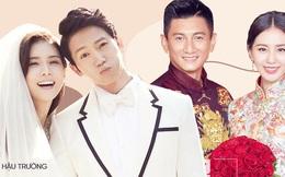 """Các cặp đôi """"phim giả tình thật"""" trong showbiz Hoa – Hàn: Người viên mãn hạnh phúc ai cũng ghen tị, kẻ nửa đường đứt gánh xem nhau như người dưng"""