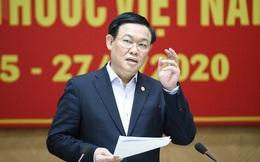 Bí thư Vương Đình Huệ: Phải phòng chống tham nhũng ở lĩnh vực đất đai, cán bộ