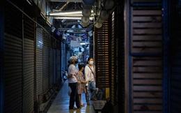 Khu chợ nổi tiếng bậc nhất Bangkok Chatuchak hoang tàn, trống trải, hàng nghìn tiểu thương tìm đến Facebook kiếm sống