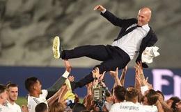 Real vô địch La Liga 19/20: Zizou viết bản hùng ca giữa mùa Covid-19
