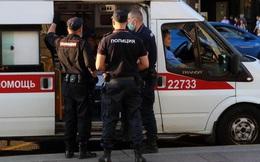 Cảnh sát Nga rơi từ cửa sổ chết sau khi làm chứng chống lại sếp