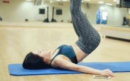 Sáng thay vì nằm ngủ nướng, bạn phải triển ngay 8 động tác tập bụng giúp thu nhỏ vòng eo này