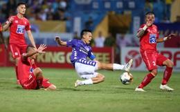 """Quang Hải, Hùng Dũng bó tay, Hà Nội FC vẫn nhận cái kết """"vỡ òa"""" ở Hàng Đẫy"""