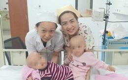 Báo Anh đưa tin bác sĩ Việt Nam tách thành công hai bé song sinh dính liền