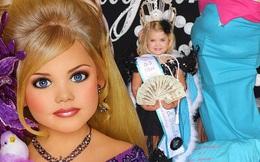 """Hoa hậu nhí nước Mỹ bị """"chín ép"""" một thời: Tiêm botox và ăn kiêng mỗi ngày, sau 9 năm từ nhan sắc đến cuộc sống đều gây bất ngờ"""